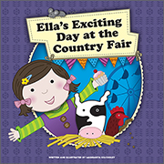 Ella's Exciting Day at the Country Fair